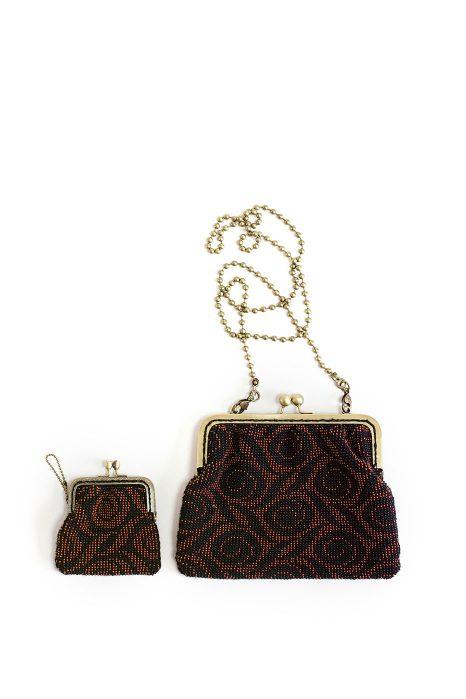 Originali dovana mamai - vintažinė stilinga rankinė